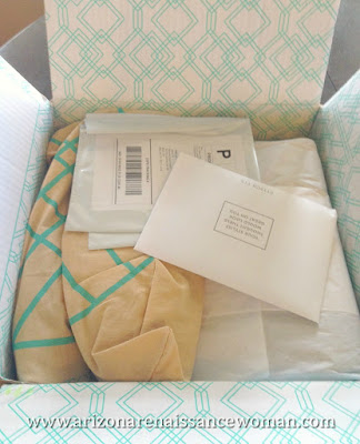Stitch Fix #19 Review - March 2016 - Box