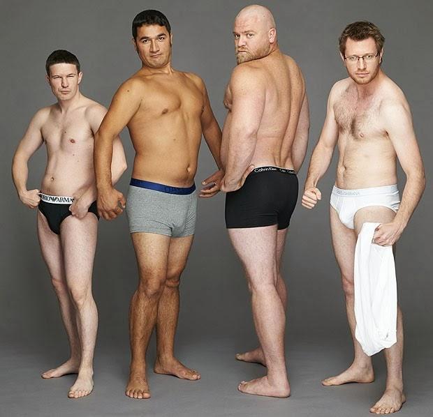 Underwear Ads