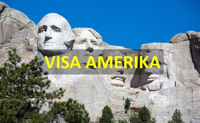 visa ke amerika