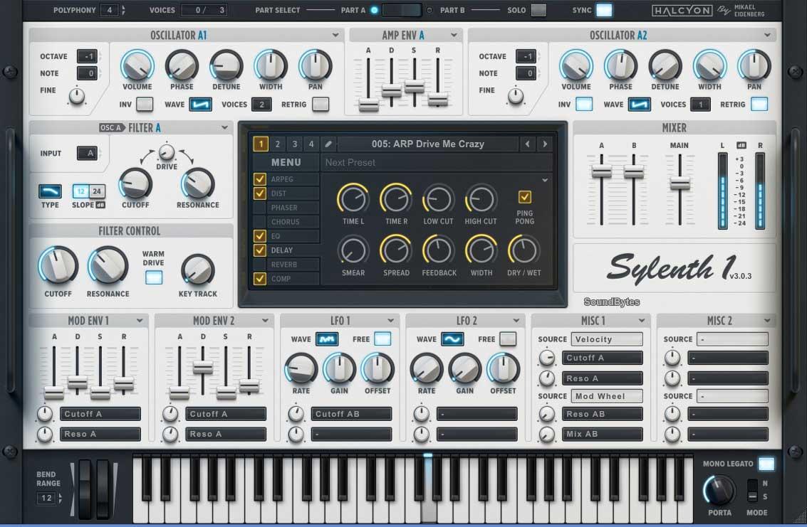 Sylenth1 by Lennar Digital