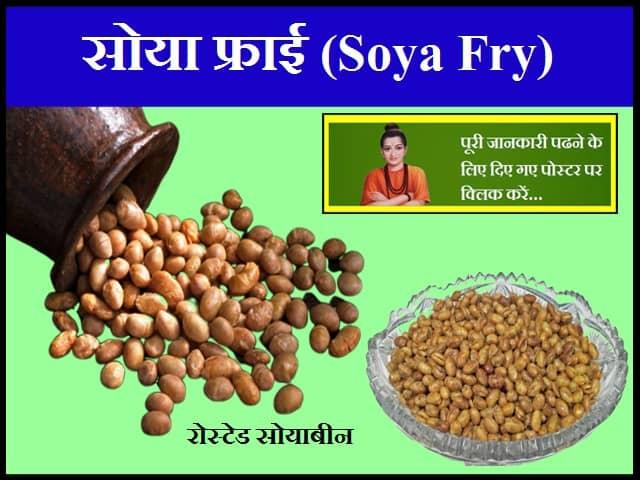 सोया फ्राई-Soya Fry