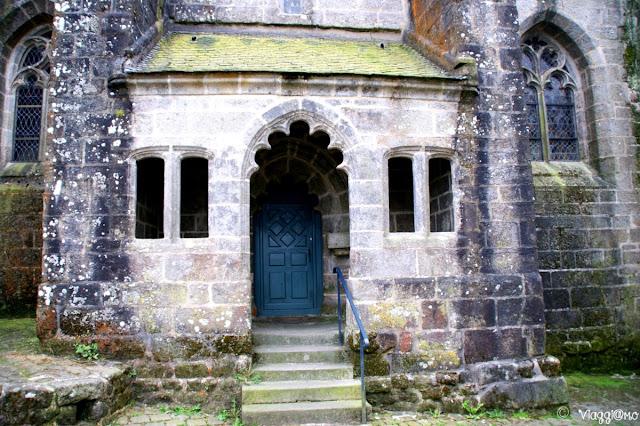 La Chapelle du Penity di Locronan