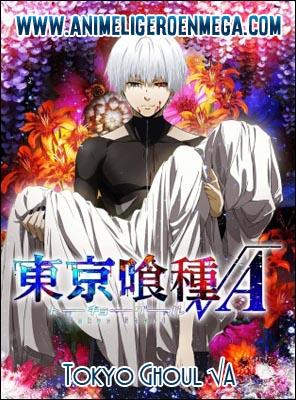 Tokyo Ghoul √A: Todos los Capítulos (12/12) + OVA (02/02) [Mega - MediaFire - Google Drive] BD - HDL