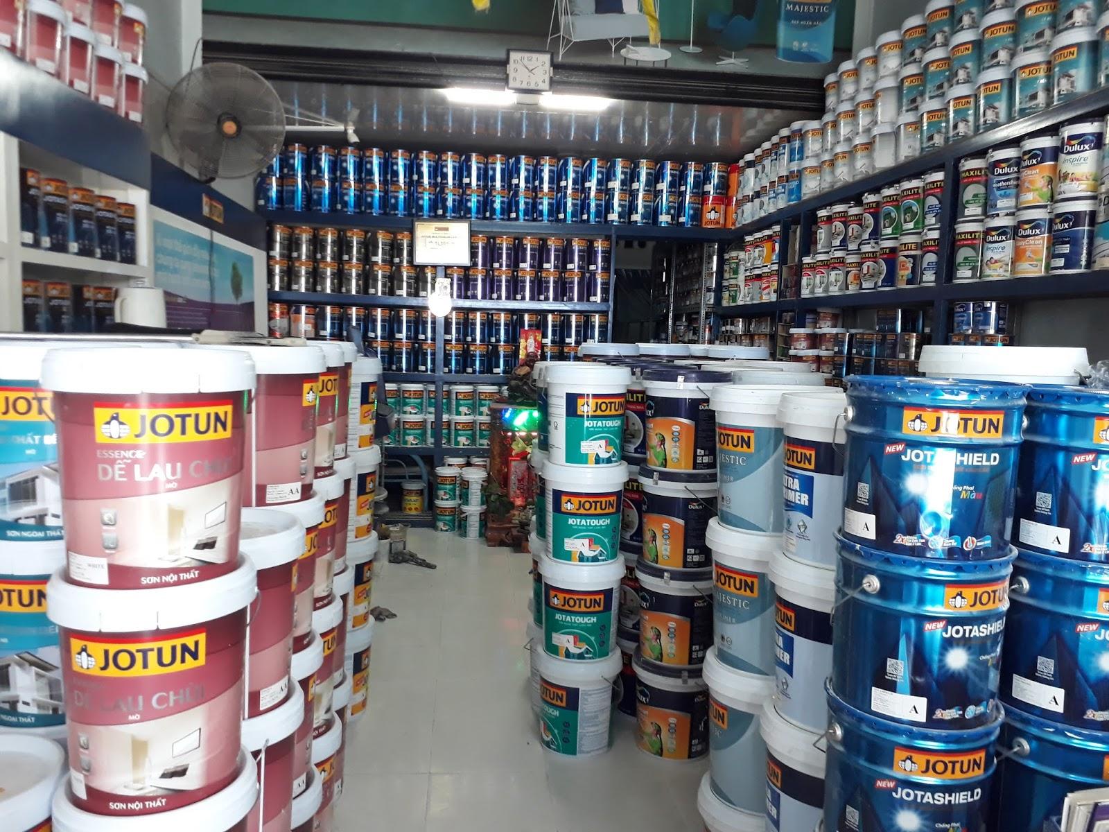 Nhà phân phối mua bán báo giá sơn rẻ nhất Buôn Mê Thuột - Daklak