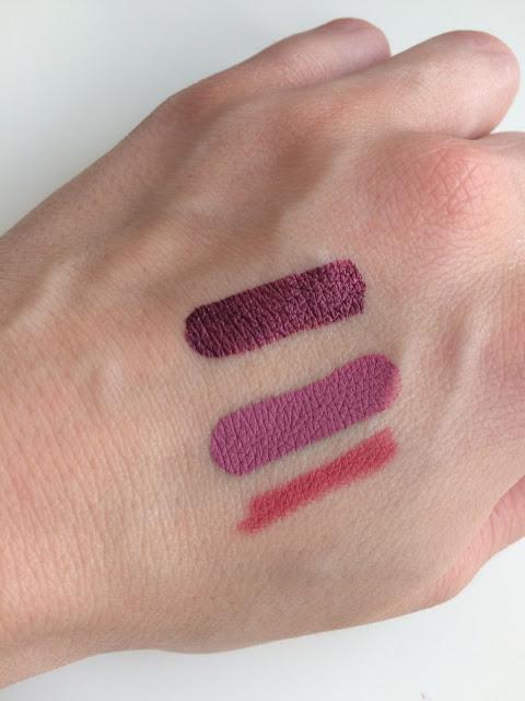 BH Liquid Lipstick Lucy Endora Review Swatch