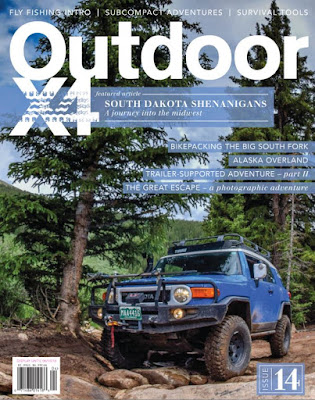 OutdoorX4 Issue 14