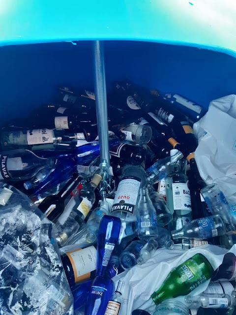 Ένα μεγάλο ευχαριστώ στους επαγγελματίες της Πάργας αλλά και στους πολίτες της πόλης που μέσα σε μια εβδομάδα αγκάλιασαν τη προσπάθεια του Δήμου να ξεκινήσει την ανακύκλωση..
