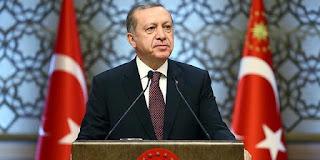 Kecam Bentrokan Di Masjid Al Aqsa, Erdogan: Israel Negara Teroris yang Kejam