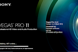Cara Install Sony Vegas Pro 11.0 Dan Cara Aktivasi Keygen