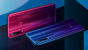 Honor 20i Design