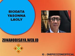 PROFIL : YASONNA LAOLY