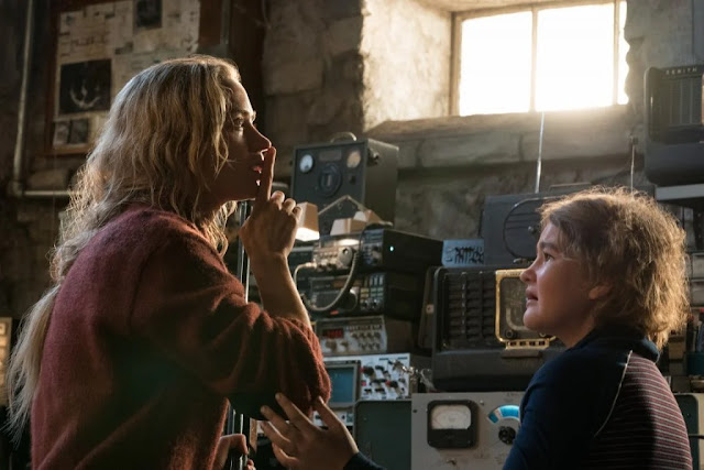 Movie Reviews : Review dan Sinopsis Film A Quiet Place (2018)