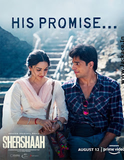 Shershaah First Look Poster 5