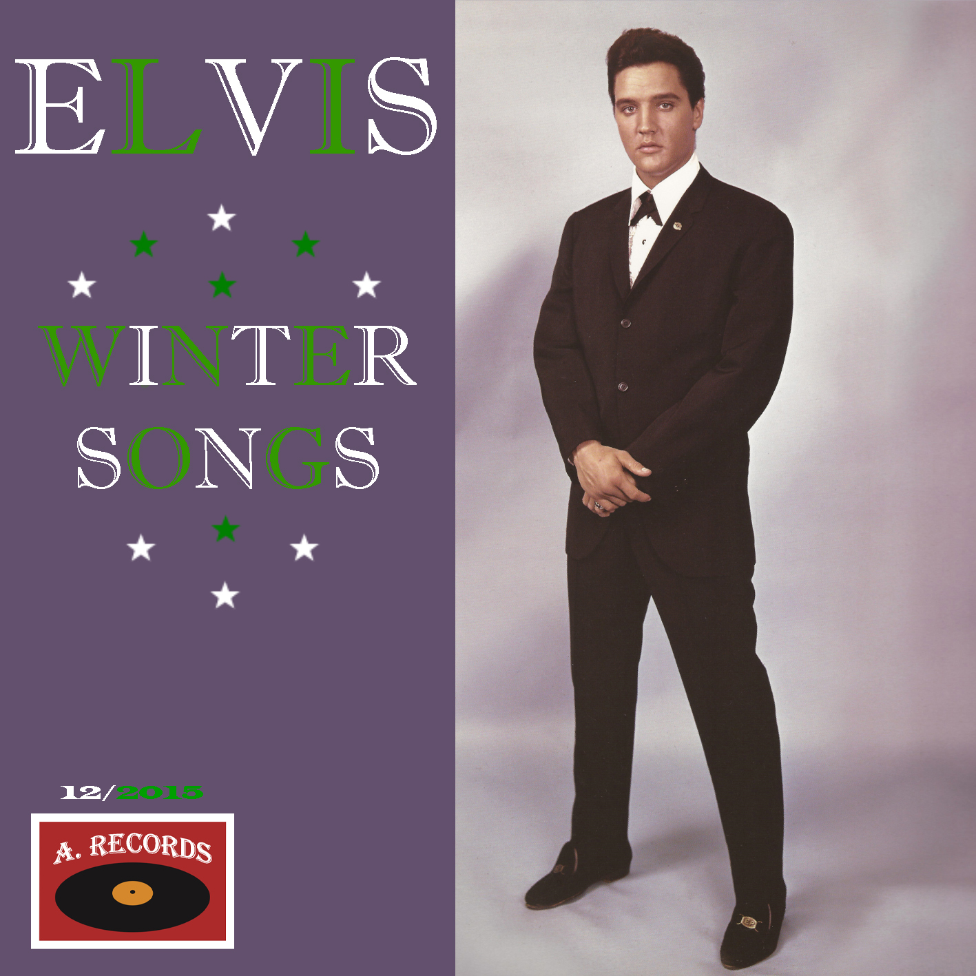 Elvis - Winter Songs (December 2015)