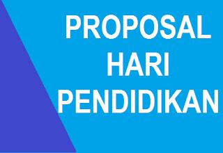 proposal hari oendidikan