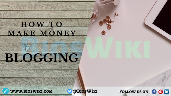 How to make money from blogging - The Ultimate guide for beginners