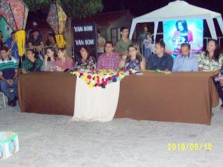 Em Picuí, Administração Municipal realiza Arraiá da Rede Municipal de Ensino