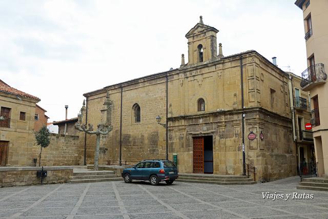 Ermita de la Virgen de la Plaza, Santo Domingo de la Calzada, La Rioja