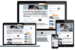 Hipwee Hight Quality Premium Blogger Template Free Download