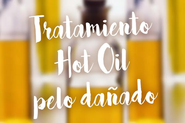 tratamiento hot oil pelo