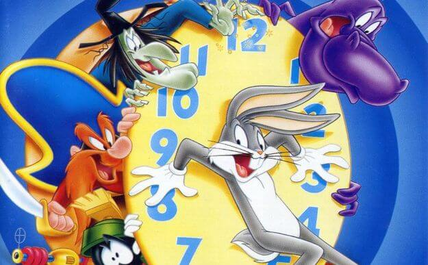 Bugs Bunny: Lost in Time - On this day