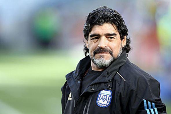 Maradona Meninggal Dunia