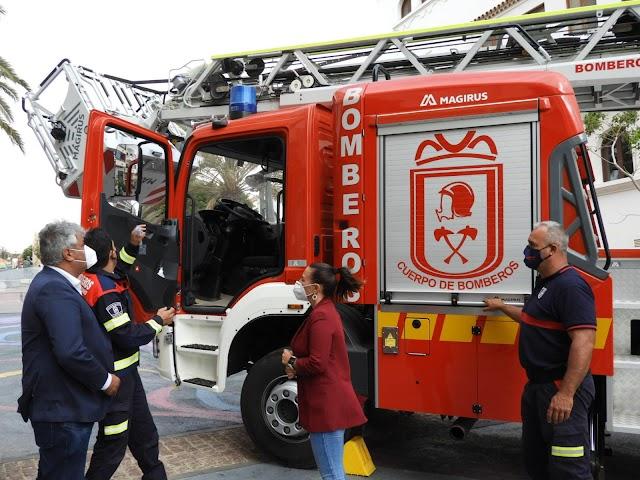 Fuerteventura.- El 24 de abril se dará a conocer a los aspirantes a cubrir tres plazas de bomberos de Puerto del Rosario