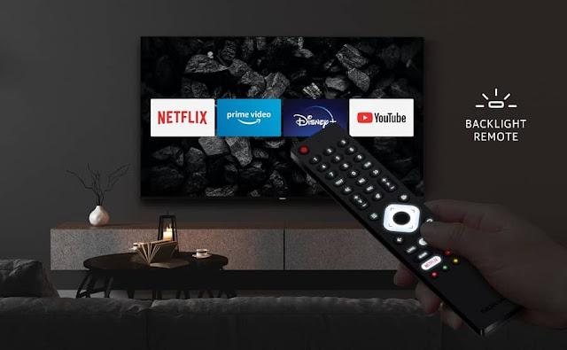 mando retroiluminado nokia tvbox