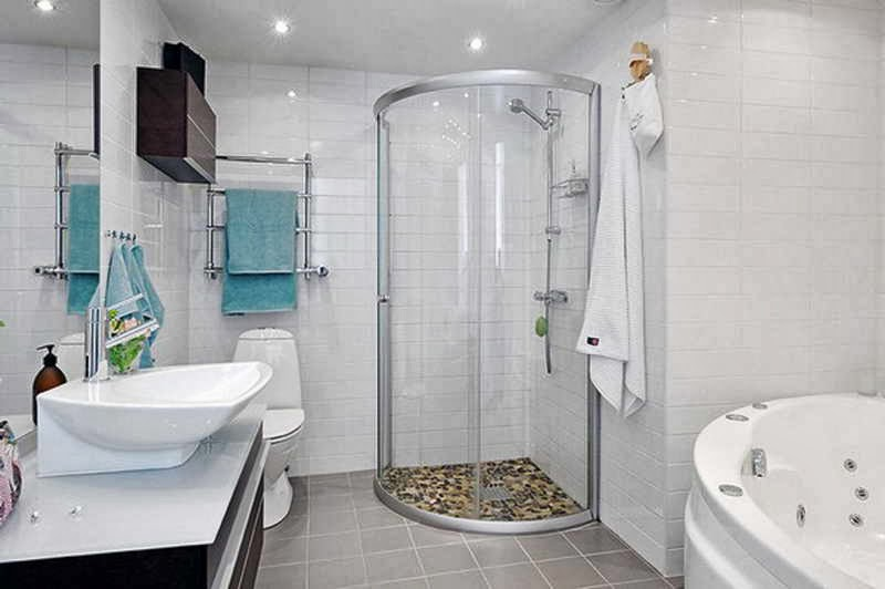 Apartment Decorating Ideas For Bathroom - Bathroom Decor