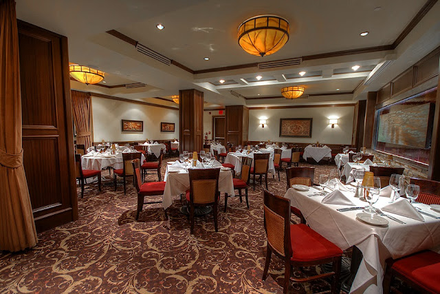 Restaurante Ruth's Chris Steak House em Edmonton