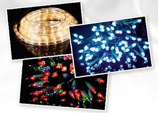Oświetlenie zewnętrzne z Biedronki