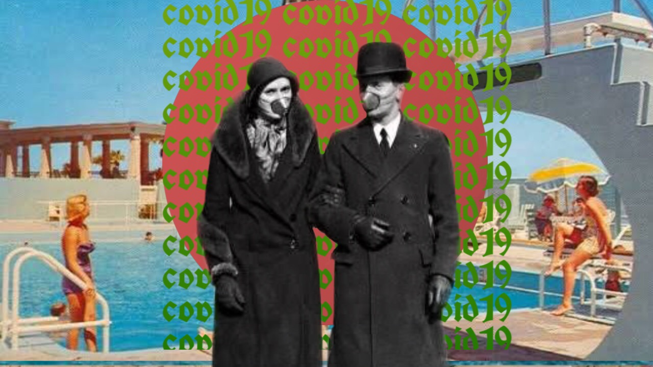 COVID19  - Metroscene Mag