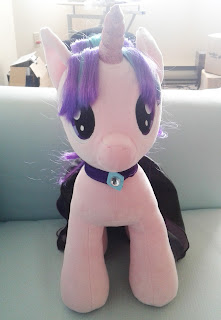 Detailed Images of Starlight Glimmer BaB Plush