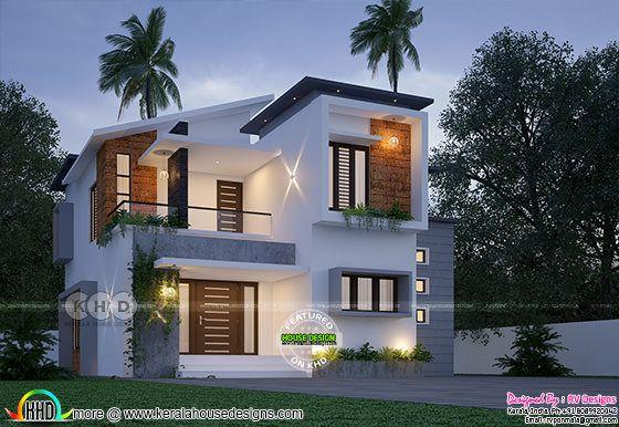 Beautiful modern house 2150 square feet