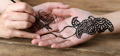 Best mehandi designs collection for kids hand
