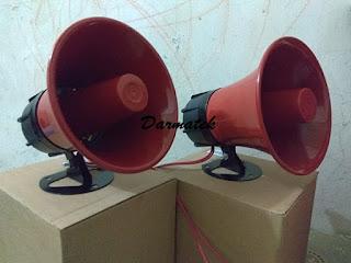 Jual Sirine TAB CE WL-20 Horn Sirine 220VAC
