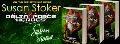 Rescuing Casey: Delta Force Heroes Book 7, Susan Stoker