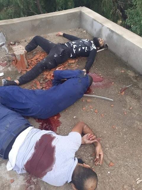 تونس: صور الارهابيين الذين نفذا العملية الارهابية في سوسة