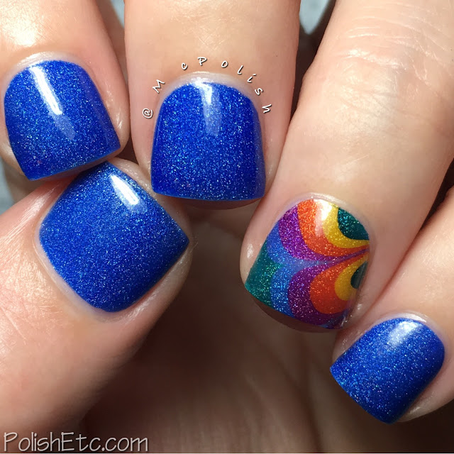 Lavish Polish - Fall 2016 Collection - McPolish - Cloudy Skies