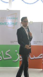 Motivator Indonesia Edvan M Kautsar Halal Bi Halal Lebaran bersama Seluruh Karyawan Astragraphia