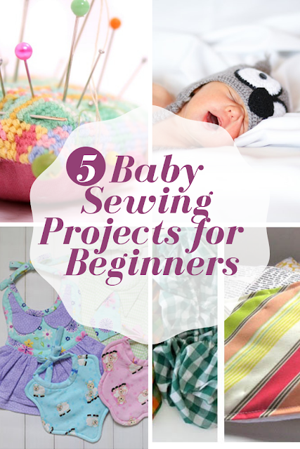 Five Simple Projects for Sewing Beginners