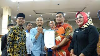 Wali Kota Cirebon Layangkan Surat Rekomendasi Terkait Penetapan UMK 2020