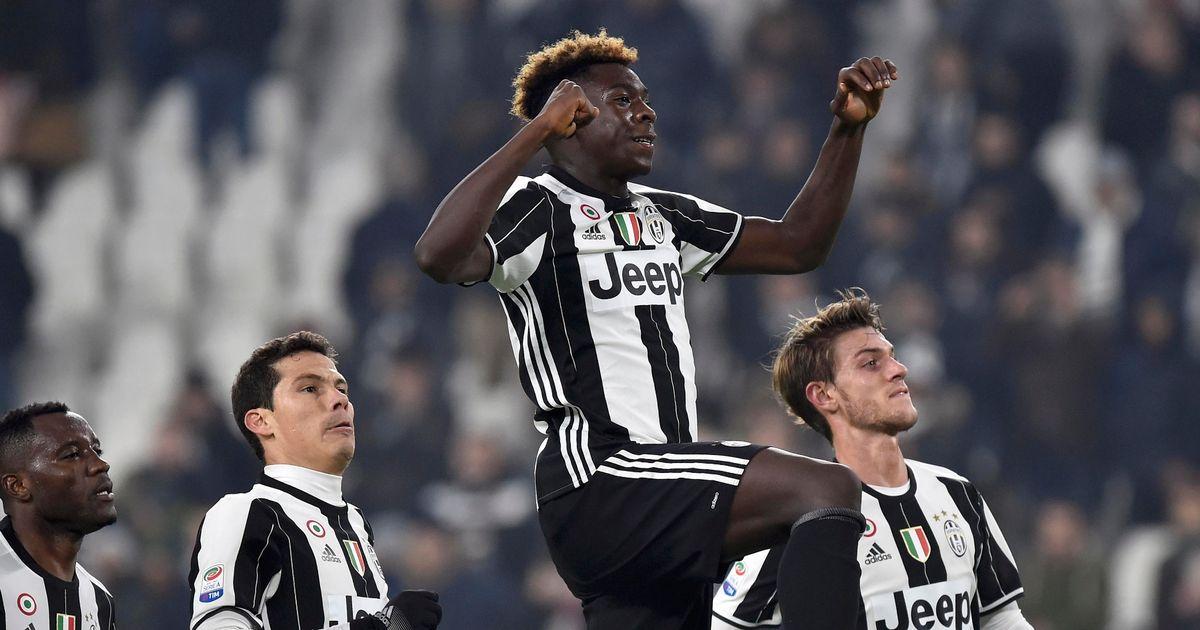 Moise Kean Perlu Waktu di Juventus