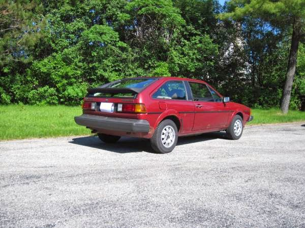 1985 Volkswagen Scirocco for Sale - Buy Classic Volks