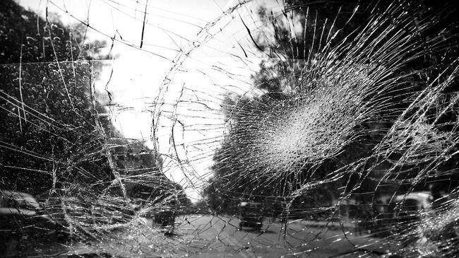 Innalillahi! Bocah 'Manusia Silver' di Medan Tewas Dilindas Truk