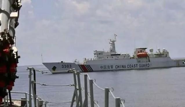 Adhie Massardi: Andai di Kapal Perang Cina Komunis Itu Terpampang Baliho, Pasti Akan Diserbu