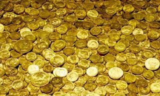 mata uang baru menjadi emas