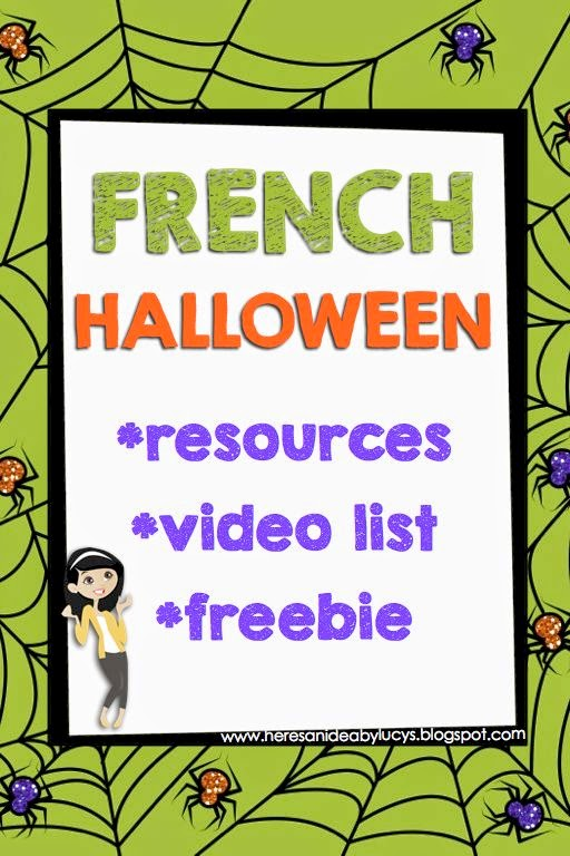 here 39 s an idea french interactive halloween activities a selection of french halloween videos. Black Bedroom Furniture Sets. Home Design Ideas