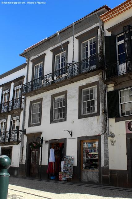ESCOLA DA CARREIRA - FUNCHAL