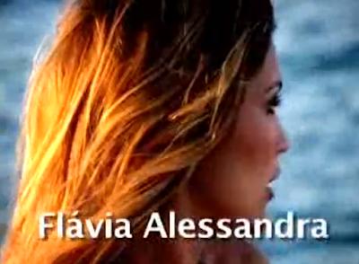 FLÁVIA ALESSANDRA - Ensaio sensual para a Playboy no Rio de Janeiro (Xvideos) - Atenção: Proibido para Menores